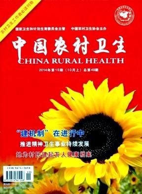 中国农村卫生