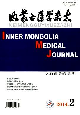 内蒙古医学杂志杂志社