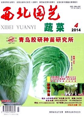 西北园艺(蔬菜专刊)