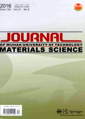 Journal of Wuhan University of Technology(Materials Science Edition) 武汉理工大学学报(材料科学