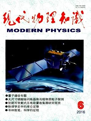 现代物理知识