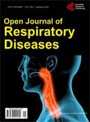 Open Journal of Respiratory Diseases 呼吸疾病