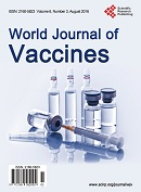 World Journal of Vaccines 世界疫苗学杂