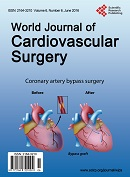 World Journal of Cardiovascular Surgery 世界心血管外科