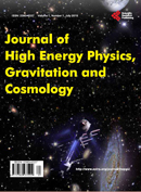 Journal of High Energy Physics, Gravitation and Cosmology高能物理学报,引力和宇宙学