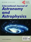 International Journal of Astronomy and Astrophysics 国际天文和天体物理学