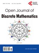 Open Journal of Discrete Mathematics 离散数学