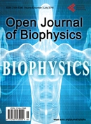 Open Journal of Biophysics 生物物理学报