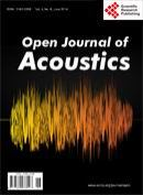 Open Journal of Acoustics 声学学报
