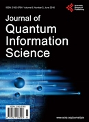 Journal of Quantum Information Science 量子信息科学学报
