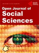 Open Journal of Social Sciences 社会科学