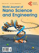World Journal of Nano Science and Engineering 世界纳米科学与工程学报