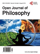 Open Journal of Philosophy 哲学