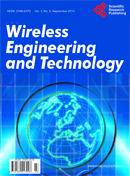 Wireless Engineering and Technology 无线技术与工程