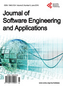 Journal of Software Engineering and Applications 软件工程与应用