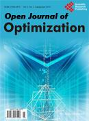 Open Journal of Optimization 优化