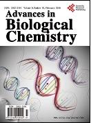 生物化学研究进展