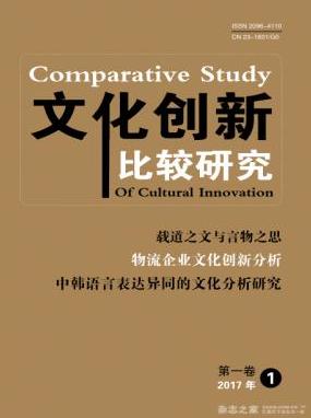 文化创新比较研究
