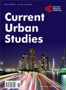 Current Urban Studies 现代城市研究