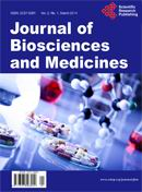 Journal of Biosciences and Medicines 生命科学与医学